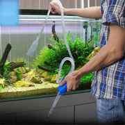 Обслуживание аквариумов профессионалами!
